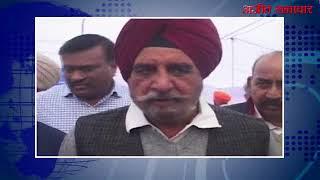 लुधियाना :चुनाव के बारे में मंत्री तृप्त राजिंदर सिंह बाजवा ने कहाकि  अच्छे नतीजे आएंगे
