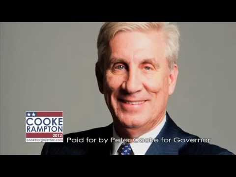 "Peter Cooke for Governor 2012 ""Didn"