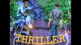 THRILLER//TELUGU SHORT FILM//BY SHARATH GOUD - YOUTUBE