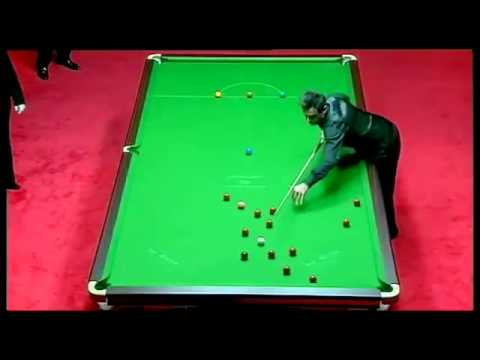 Ronnie O'Sullivan 147 Maximum vs Ding Junhui - 2014 Welsh Open Final [1080p HD Remastered]