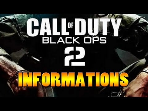 Call of Duty Black Ops 2 Multijoueur Infos: Modes/Atouts/Killstreaks/Prestiges/Gameplay