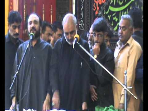 Part 2 of 5 - Muharram 6th 2013 - KARAMAT IMRANI - Thalla Bura Shah DIKHAN