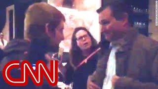 Protesters chase Ted Cruz from restaurant - CNN