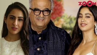 Boney Kapoor wants Janhvi Kapoor to follow Sara Ali Khan's example? - ZOOMDEKHO