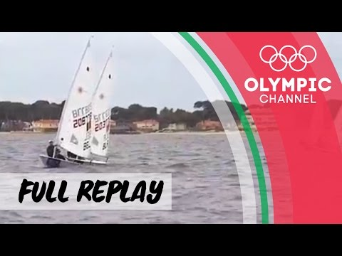 RE-LIVE   Sailing World Cup Series 2017 Hyères (FRA)   Classes: Laser, Radial, Finn, 470