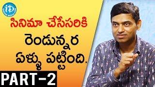 Actor Priyadarshi & Director Raj Rachakonda Interview Part #2    Talking Movies With iDream - IDREAMMOVIES