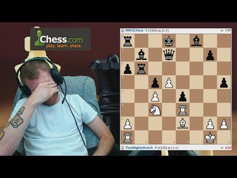 THE TRANSVESTITE OPENING (Blitz Chess)
