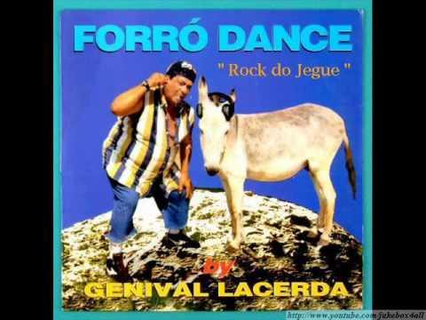 Genival Lacerda - Rock do Jegue ( De Quem é Esse Jegue / Uh Jeguerê ) - versão 1995