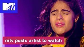 Jessie Reyez Performs 'Cotton Candy' | MTV Push: Artist to Watch - MTV