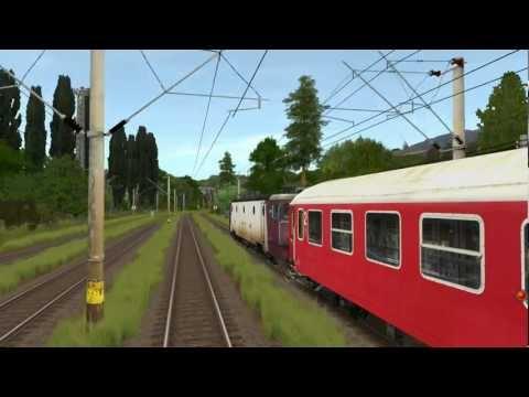 M300 InterRegio 1622 Brasov - Bucuresti Trainz 2010 RELOADED