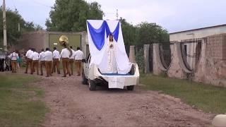 Fiestas patronales en San Nicolás (Jerez, Zacatecas)