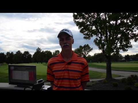 2014 Mo Sr Am interview with the winner Mark Gardiner