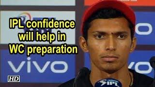 IPL 2019 | IPL confidence will help in WC preparation: Saini - IANSINDIA