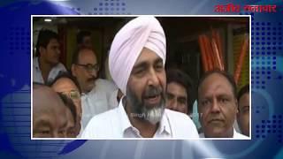 video : बठिंडा : मनप्रीत सिंह बादल ने लोगों को दी दिवाली की बधाई
