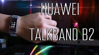 Huawei TalkBand B2 Sport - Обзор