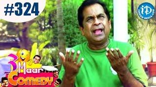 COMEDY THEENMAAR - Telugu Best Comedy Scenes - Episode 324 || Telugu Comedy Clips - IDREAMMOVIES