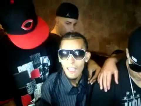 Kendo Kaponi,Pacho & Cirilo - Freestyle @ Venezuela (2011)