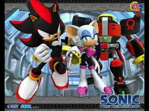Sonic Heroes - This Machine (Team Dark Theme Song)