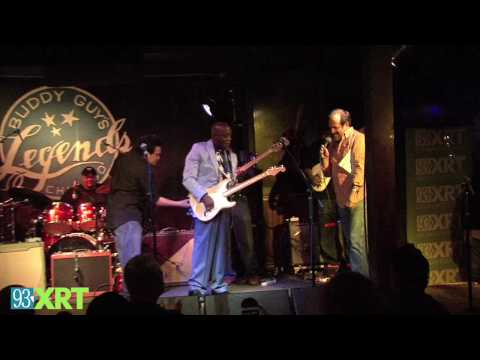 Buddy Guy Live from Legends! Interview PT3