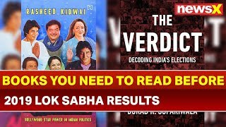 Books you need to read before Lok Sabha Elections 2019 results - NEWSXLIVE