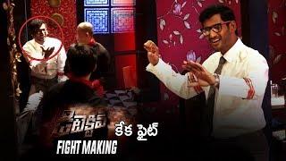 Detective Movie Making | Restaurant Fight Making | Vishal | Prasanna | Andrea | Anu Emmanuel | TFPC - TFPC