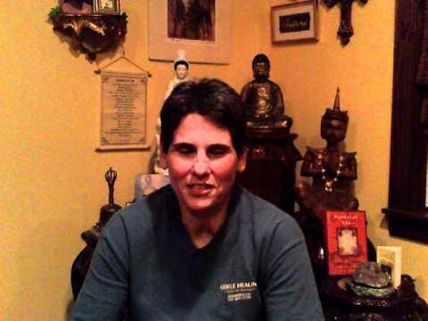 Gentle Healing Graduate 2011- Caroline