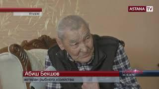 Рассматривается вопрос объединения двух атырауских заводов по выращиванию рыбы, - сенатор