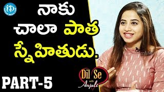 Kaliyuga Movie Team Exclusive Interview  Part #5 || Dil Se With Anjali - IDREAMMOVIES