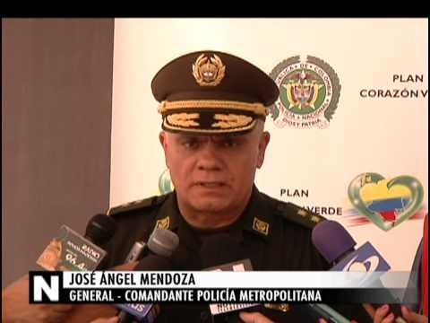 Capturados presuntos expendedores de alucinógenos del Parque del Poblado [Noticias] - TeleMedellin