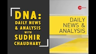 Watch Daily News and Analysis with Sudhir Chaudhary, December 13th, 2018 - ZEENEWS
