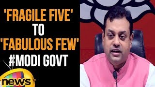 Sambit Patra Says India has Travelled 'Fragile Five' to 'Fabulous Few' under Modi Govt | Mango News - MANGONEWS