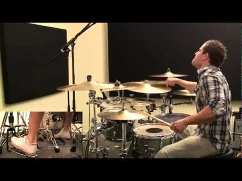 Animals as Leaders - Wave of Babies Drum Cover by Troy Wright 2012