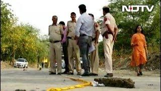 दिल्ली कैंट में मेजर की पत्नी की दिन दहाड़े हत्या - NDTVINDIA