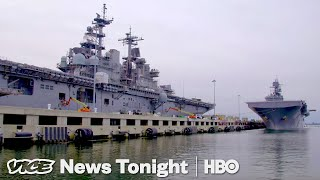Rising Sea Levels Could Threaten U.S. Military Bases (HBO) - VICENEWS