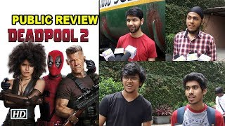 Deadpool 2 Review | Has Reynolds wit hit the right notes again - IANSINDIA
