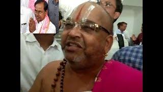 K Chandrasekhar Rao to take oath in 'Abhijeet muhoort': Priest - TIMESOFINDIACHANNEL