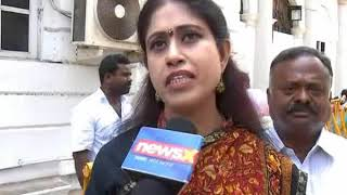 Vijayadharani speaks to NewsX on budget of Tamil Nadu - NEWSXLIVE