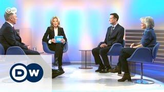Trump - Nightmare for Europe? | Quadriga - DEUTSCHEWELLEENGLISH
