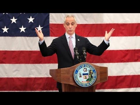 Emanuel touts Chicago as immigrant sanctuary
