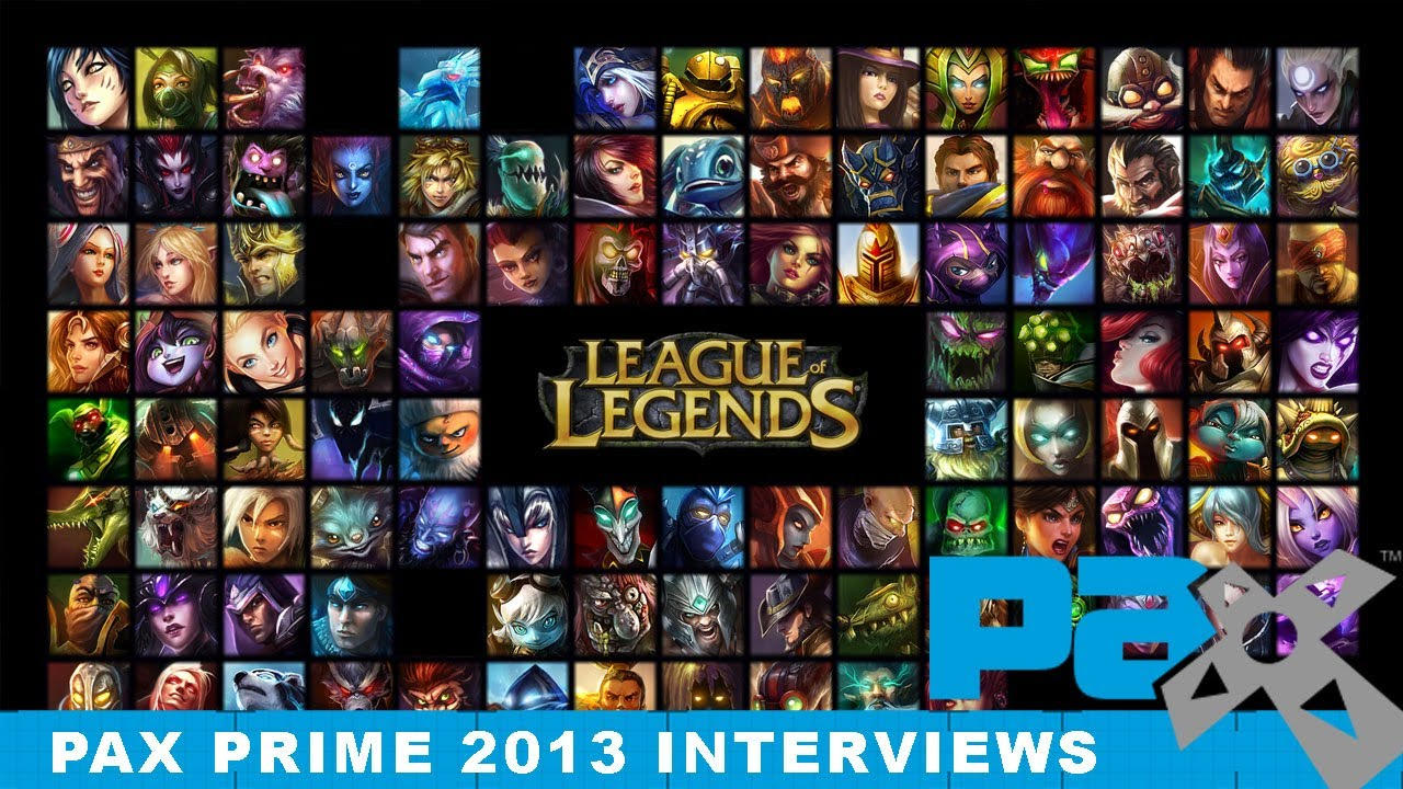 League of Legends eSports Convo - PAX Prime 2013