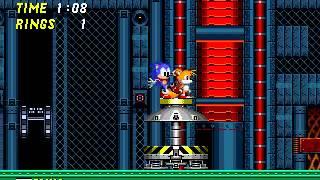 Скоростное прохождение игры Sonic The Hedgehog 2