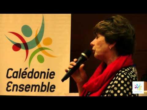Yasmina Metzdorf : Des nouvelles de Poya - Conseil politique du 5-09-2014