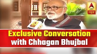 Exclusive Conversation with Chhagan Bhujbal: No deal with Raj Thackeray for seats - ABPNEWSTV