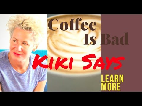 The Dark Side of Coffee - Is #Coffee #BAD for you?