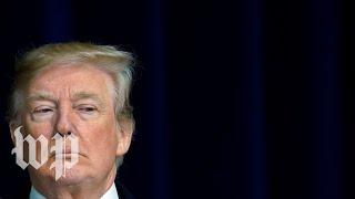 """Lawmakers refute accounts of Trump's """"shithole"""" comments - WASHINGTONPOST"""