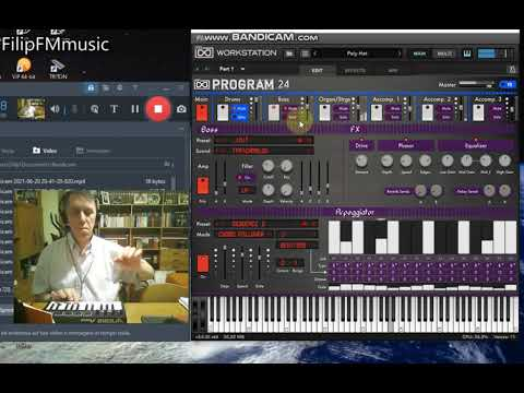 FilipFMmusic - Slow Polyhat (uvi Program 24)