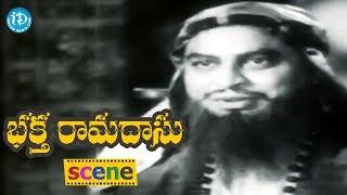 Bhakta Ramadasu Movie Scenes - Panthulu Garu Blames RamaDasu Infront Of Thahasildar || ANR, NTR - IDREAMMOVIES
