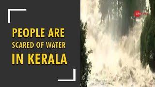 People are scared of water in Kerala - ZEENEWS