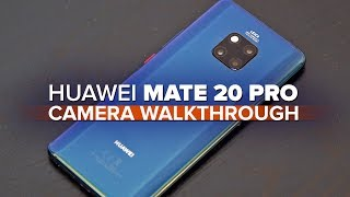 Huawei Mate 20 Pro's triple cameras take on London - CNETTV