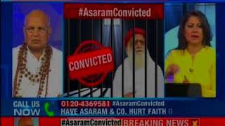Asaram convicted: Asaram bapu's lawyer to file appeal in High Court - NEWSXLIVE
